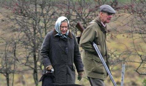 Prince The Hunt shortage of birds means royal shoots are cut back royal