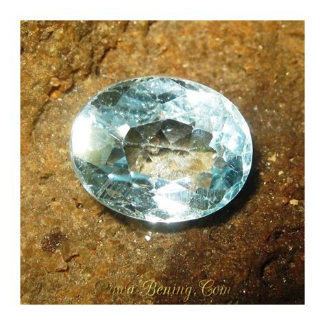 diskon batu permata topaz sky blue oval cut 4 05 carat