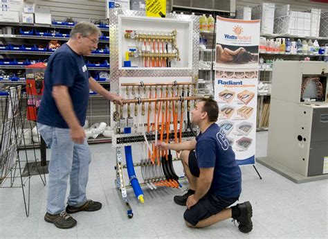 Retail Plumbing Supplies by Plumbing Supply Distributor