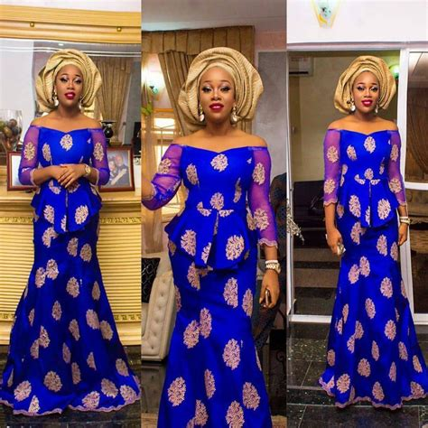 clothing styles ankara and lace aso ebi styles 2017 fashion and