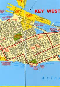 map of key west florida streets key west map slicker