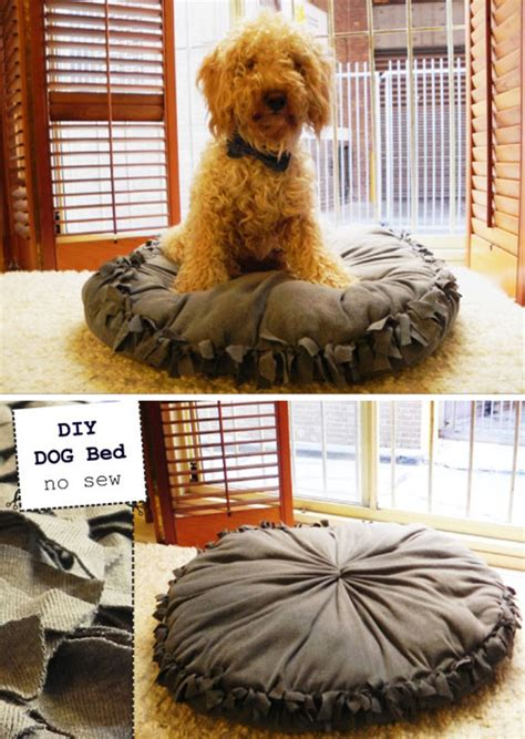 diy pet bed 26 best diy pet bed ideas and designs for 2017