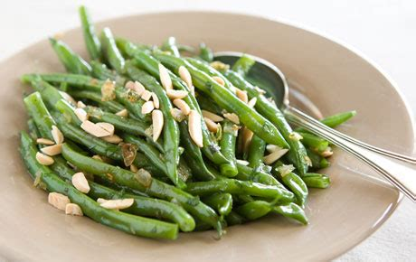 Garten Shop 1258 by Green Beans With Shallots And Almonds Whole Foods Market