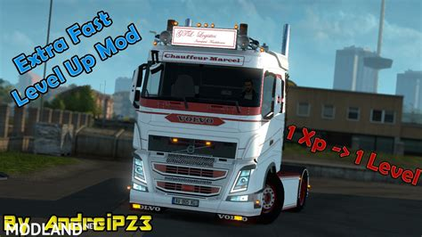 euro truck simulator 2 hack full version extra fast level up mod by andreip23 mod for ets 2