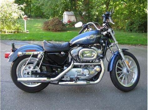 Harley Davidson 883 Hugger by Buy 2003 Harley Davidson Sportster 883 Hugger Standard On