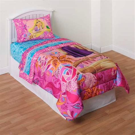 rapunzel twin bedding disney s comforter tangled