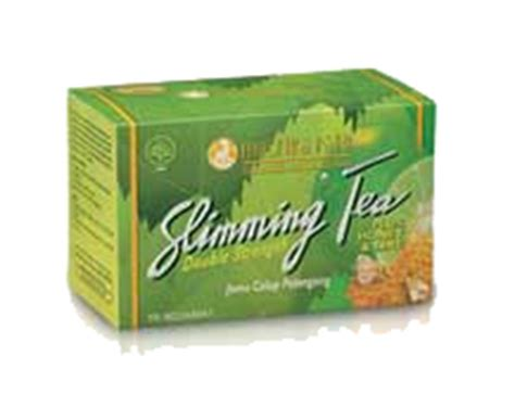 Teh Hijau Mustika Ratu produk mustika ratu slimming tea honey lime strength syedzana