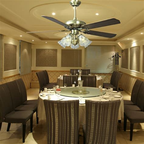 Ceiling Fan In Dining Room Ceiling Fan For Dining Room 10 Reasons To Install Warisan Lighting