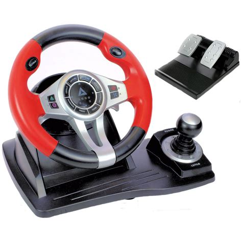 logic3 topdrive gt450 steering wheel for gaming