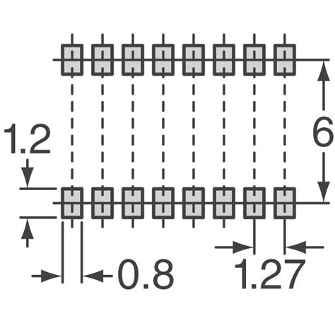 small outline integrated circuit image gallery soic 16 footprint