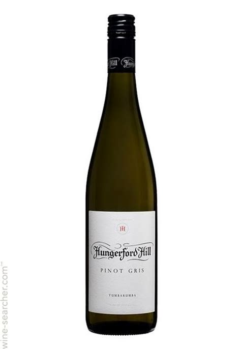 Wine Mba Hk by Tasting Notes Hungerford Hill Pinot Gris Tumbarumba