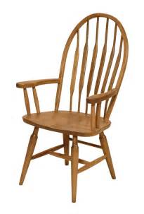 set 2 amish dining chairs wooden wood kitchen