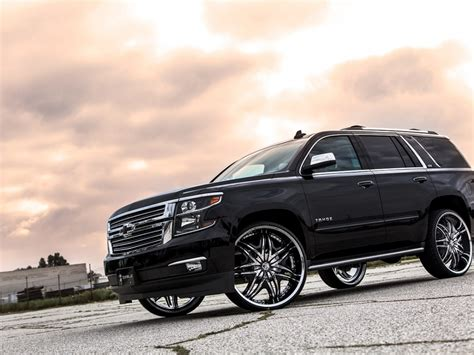 Whells Langka Th Chevy 2015 chevy tahoe ltz diablo morpheus wheels gallery diablo wheels