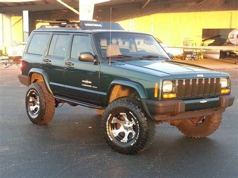 2000 Jeep Grand Lift Kit Find Used 2000 Jeep Sport 4x4 4 0 Inline 6 4 5
