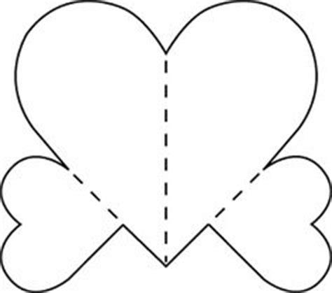 robert sabuda card templates shaped card template s day