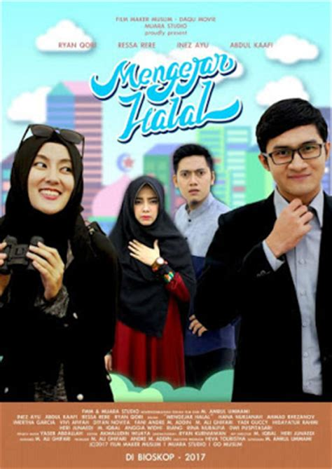 judul film petualangan terbaru download film indonesia mengejar halal 2017 web dl