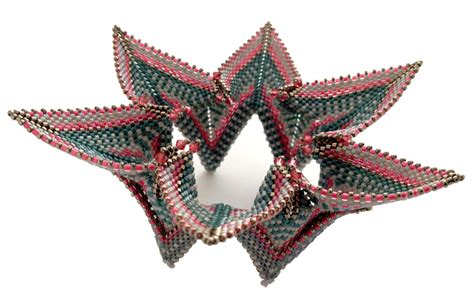 beadwork contemporary i b beading contemporary geometric beadwork