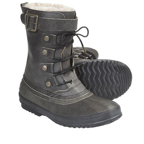 Sorel 64 Reserve Pac Boots (For Men) 5542K