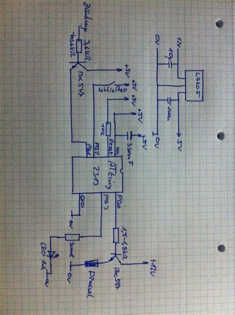 Motorrad Anf Nger Drossel by Hilfe Bei Quot Moped Quot Schaltung Mikrocontroller Net