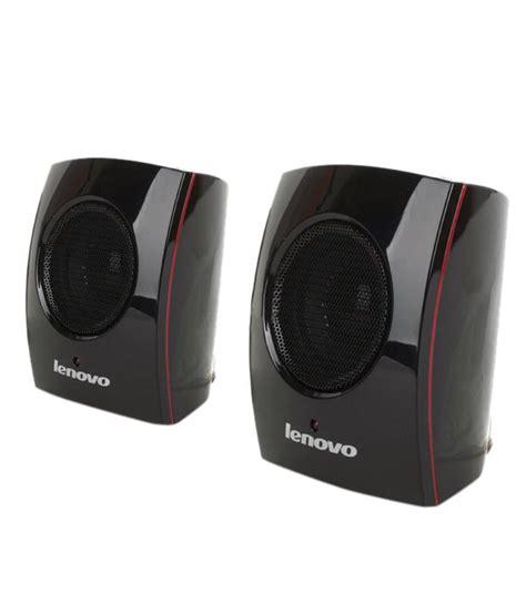 buy lenovo m0420 2 0 speaker black at best price