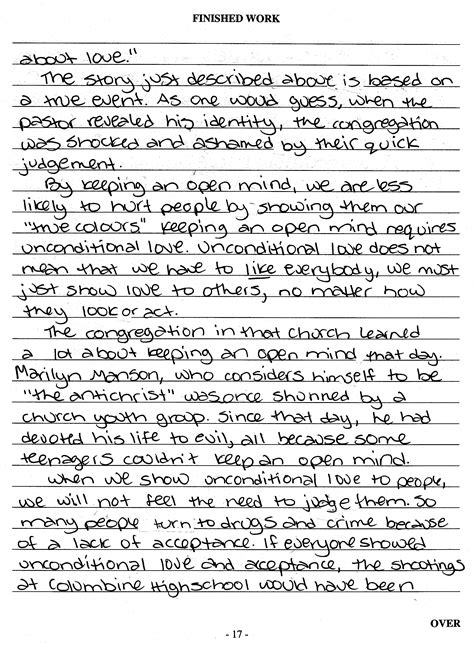 A Personal Reflective Essay Or Story by Narrative Essay Academic Help Tomstin Realty