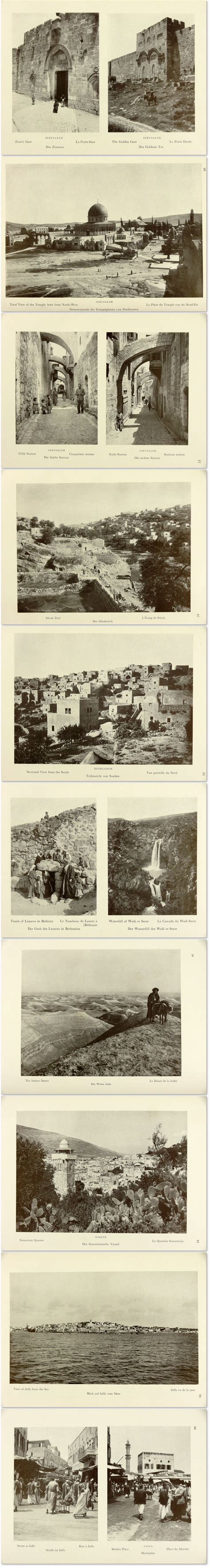 haifa or in modern palestine classic reprint books israel in the 1920s photo book w 300 pictures holy land