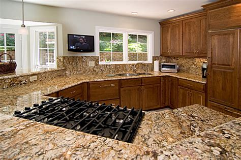 Do Granite Countertops To Be Sealed by Don T Paint That S Wood Fron Interior Design