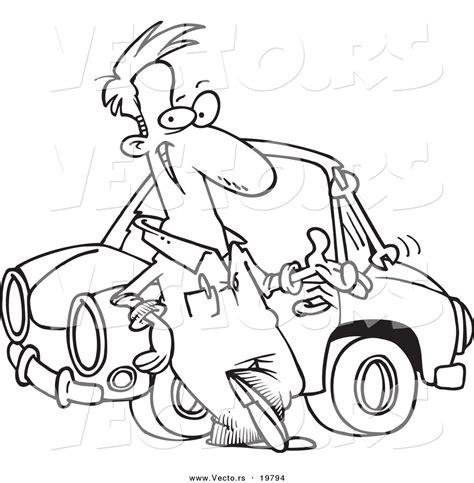 free cartoon mechanic clipart 23