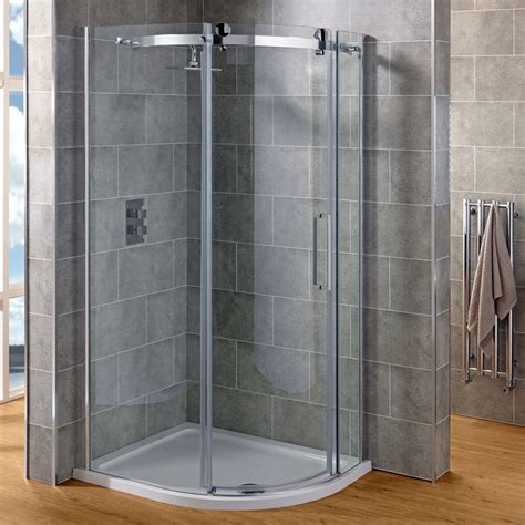 Bathroom Shower Enclosures Bathroom Quadrant Shower Enclosures Brightpulse Us