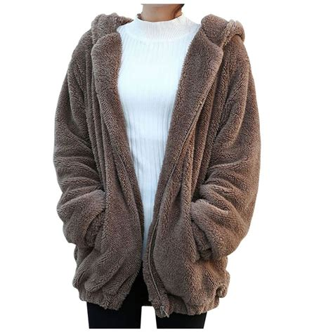 8 Cutest Winter Coats For by Winter Warm Hoodie Coat Fashion Hooded
