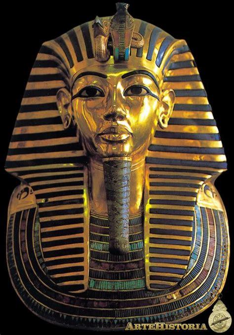 imagenes egipcias tutankamon mascara funeraria de tutankamon egipto pinterest