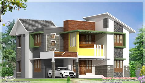 contomprary villa elevations images omahdesigns net