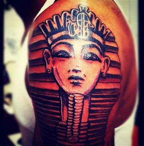 king tut tattoos king tut righteousp inspiration