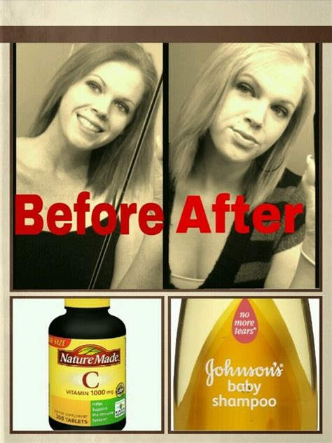 how to lighten hair with vitamin c i used absolutely no bleach or harsh chemicals to lighten