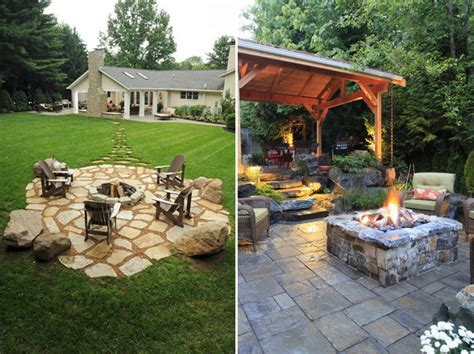 Backyard Inspiration by Stylish Backyard Inspiration Keep Warm This Fall With