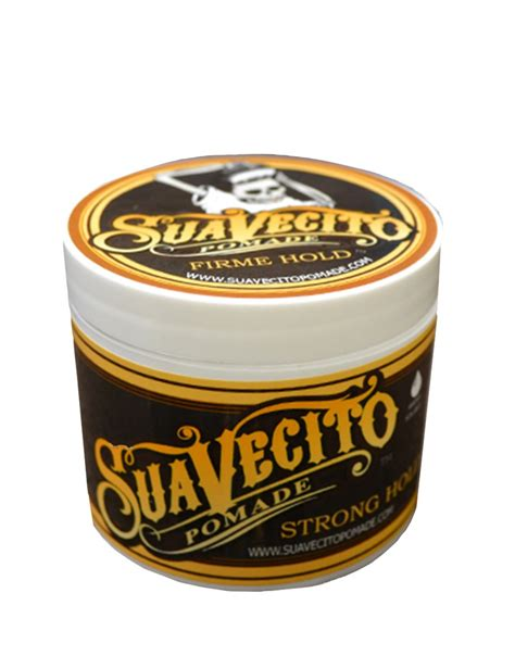 Pomade Suavecito Strong suavecito pommade pomade firme strong hold