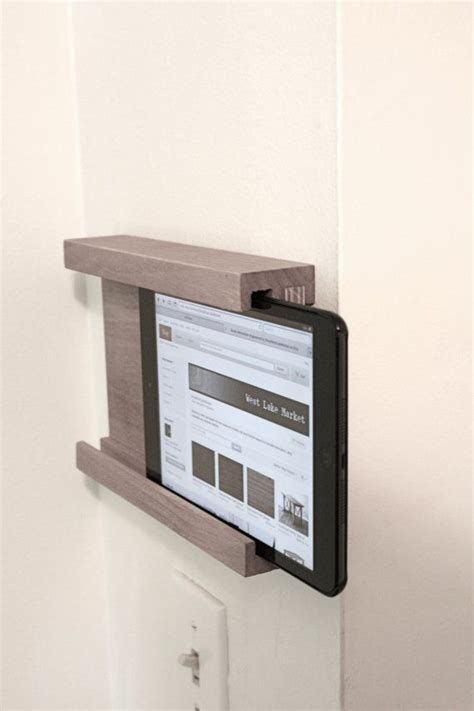 tablet wall mount diy ipad wall holder add it to your favorites to revisit it
