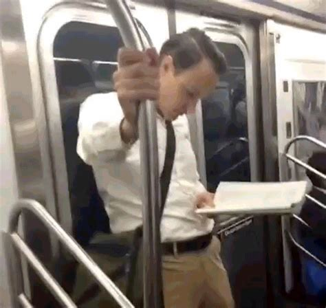 wife masturbating in bathroom 71 thoughts we ve all had on the nyc subway
