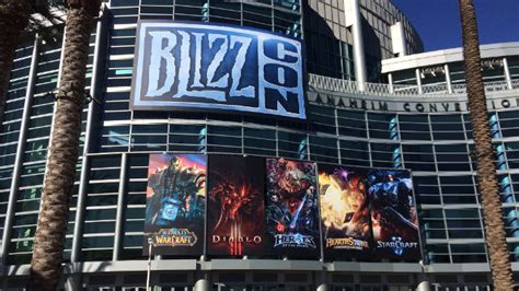blizzcon check full panel event schedule