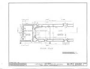 Mission San Diego De Alcala Floor Plan San Diego De Alcala Colouring Pages Page 2