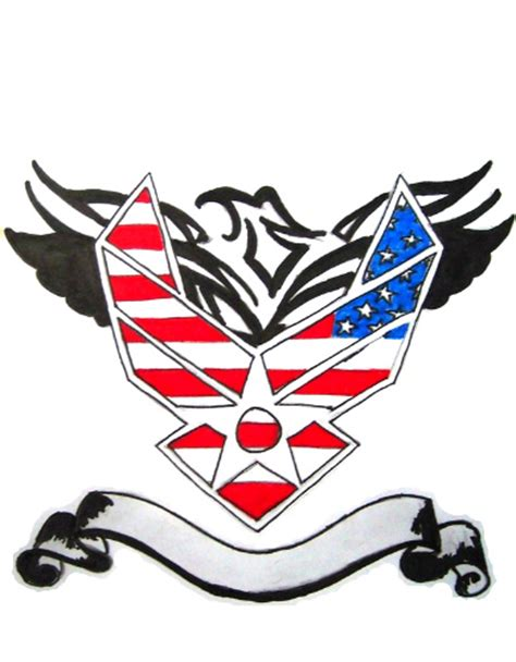 air force symbol tattoo designs air tattoos designs ideas and meaning tattoos for you