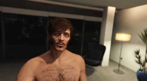 gta v online facial hair color tried to make my gta v character look like me did you guys