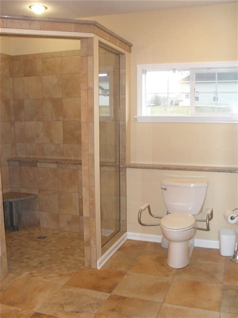 Open Shower Designs Without Doors Walk In Shower 2