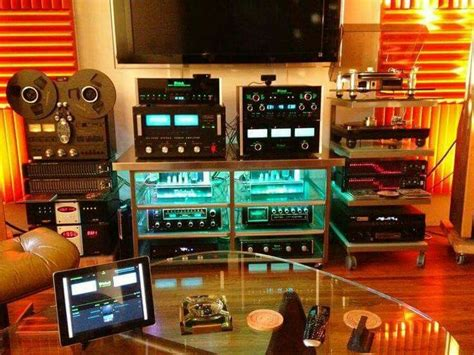 high  audio audiophile  listening room