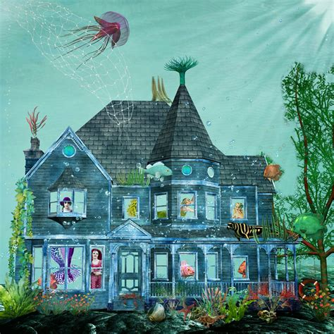 mermaid house misplaced mermaid inspiration avenue challenge houses