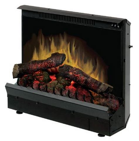 18 Fireplace Insert by 23 18 Quot Dimplex Deluxe Electric Fireplace Insert