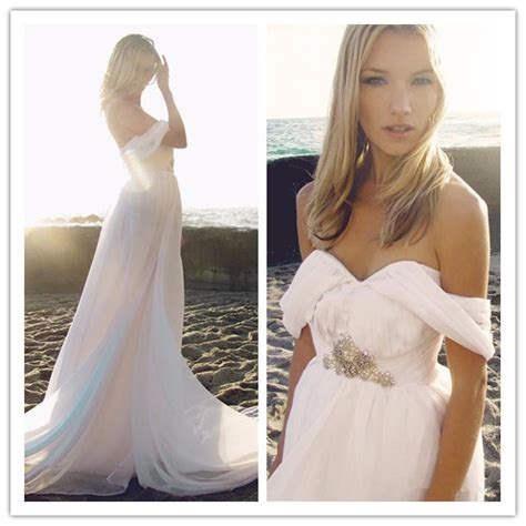 Goddess Style Wedding Dresses by Popular Goddess Wedding Gowns Buy Cheap