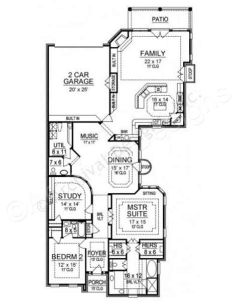 antebellum floor plans southern plantation home plans