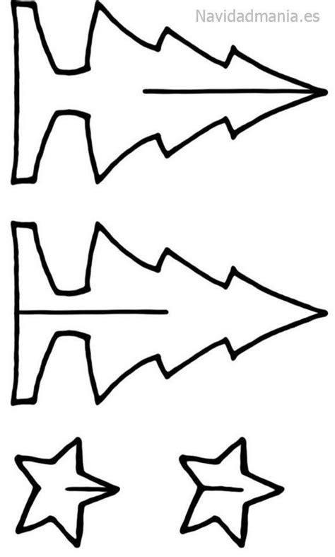 plantillas de decoracion navideñeo arbol arbol de navidad navidad navidad papel de navidad y manualidades para hacer