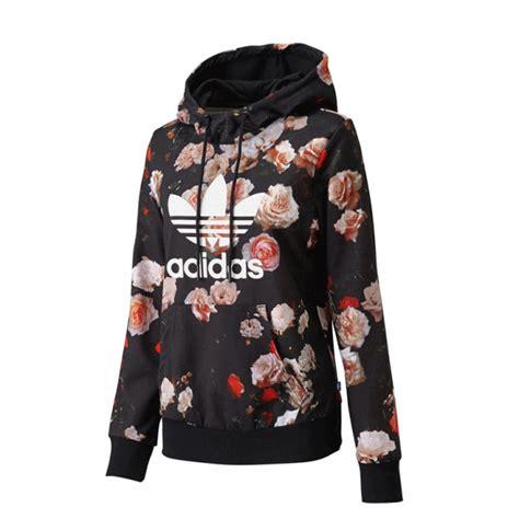 Original Kaos Adidas Originals Crop Multicolor adidas original sudadera allover logo sw mujer negro
